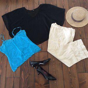 3-for-$15: Linen Blend sz14/L Trousers